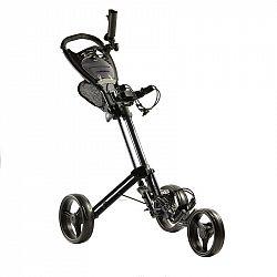 INESIS 3-kolesový Vozík čierny