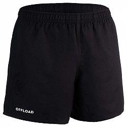 OFFLOAD šortky Club R100 čierne