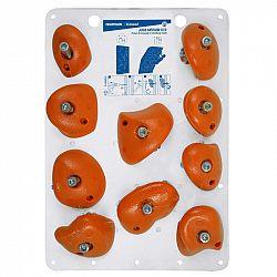 SIMOND úchyty Jugs Medium Mango 10 Ks